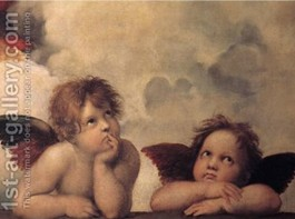 Most Famous Renaissance Baby Angel Paintings